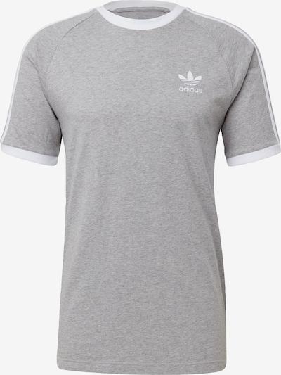 ADIDAS ORIGINALS Tričko - sivá melírovaná / biela, Produkt