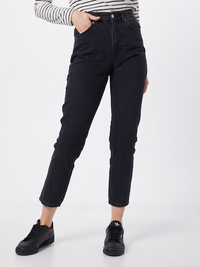 Dr. Denim Jeans 'Nora' in Black, View model