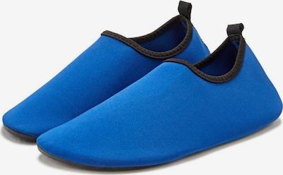 LASCANA Aquaschuh in blau / schwarz, Produktansicht