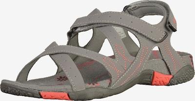 Kamik Sandaal in de kleur Grijs / Zalm roze, Productweergave