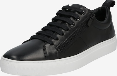 fekete HUGO Rövid szárú edzőcipők 'Futurism_Tenn', Termék nézet