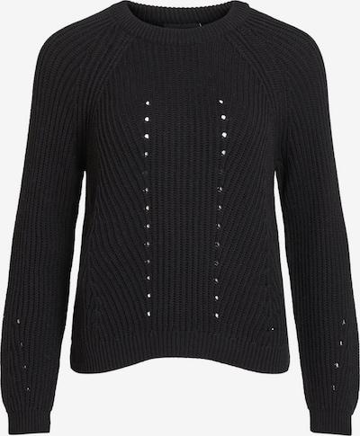 OBJECT Pullover 'OBJMAYA' in schwarz, Produktansicht