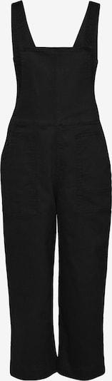 fekete EDITED Kantáros nadrágok 'Veronika', Termék nézet