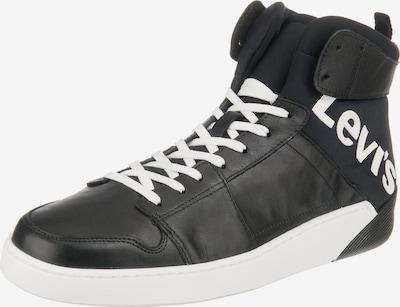 LEVI'S Sneakers High 'MULLET BSK' in schwarz, Produktansicht