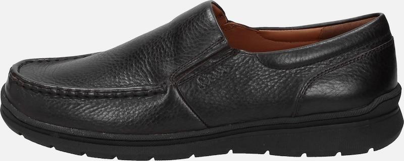 SIOUX Slipper Sasuke-XL Verschleißfeste billige Schuhe