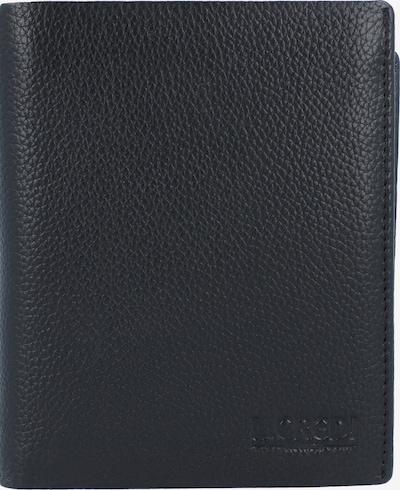 L.CREDI Portemonnee 'Alfredo' in de kleur Zwart, Productweergave