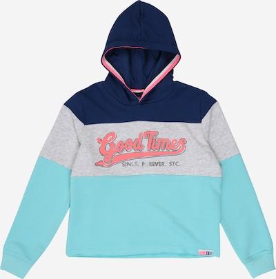 Megztinis be užsegimo iš STACCATO , spalva - šviesiai mėlyna / tamsiai mėlyna / pilka / rožinė, Prekių apžvalga