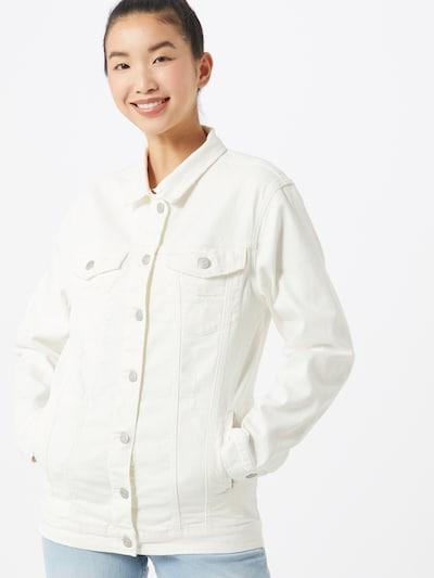 Mavi Přechodná bunda 'Jill' - bílá, Model/ka