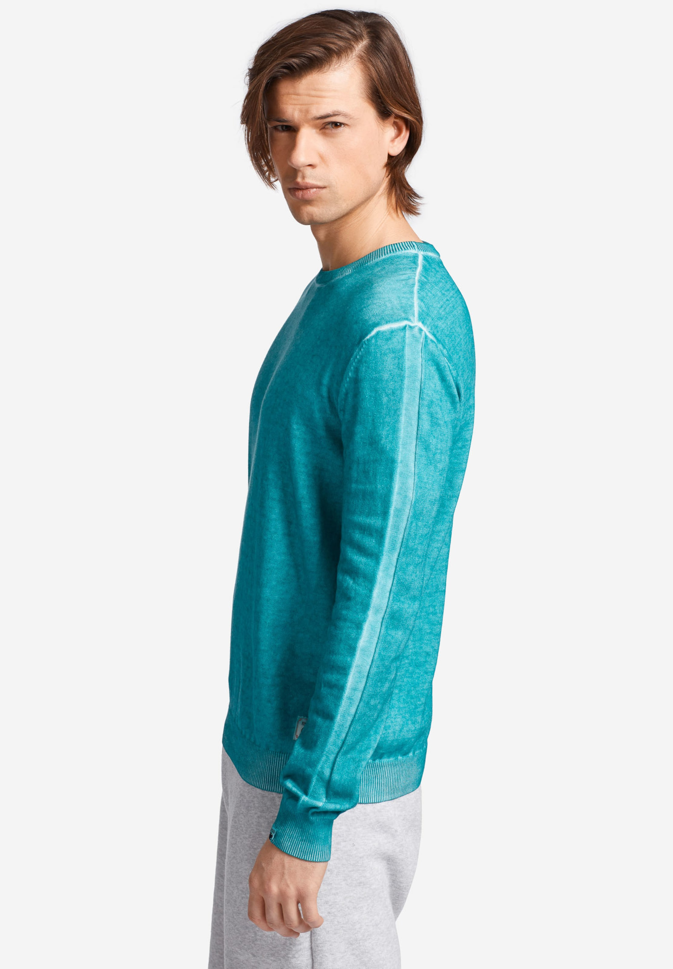 Khujo Pullover In Pullover In Pullover 'lysos' Jade 'lysos' In Khujo Khujo Jade 'lysos' RLqAj345