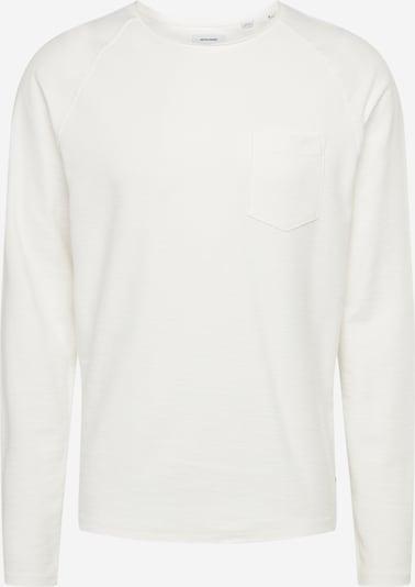 JACK & JONES Sweatshirt 'ETERRY' in weiß, Produktansicht