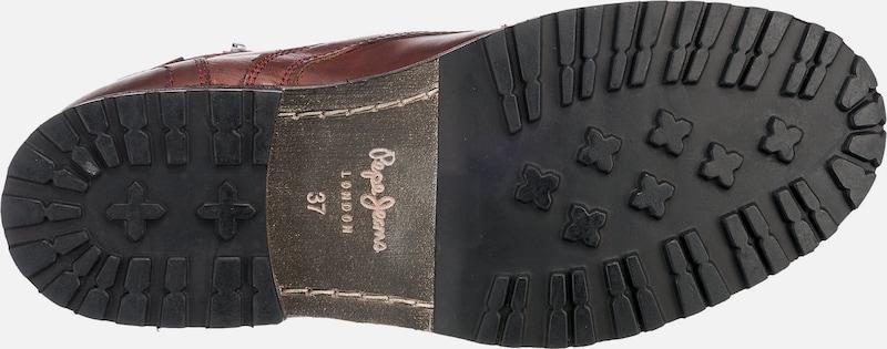 Pepe Jeans Melting Zipper Stiefeletten Hohe Qualität