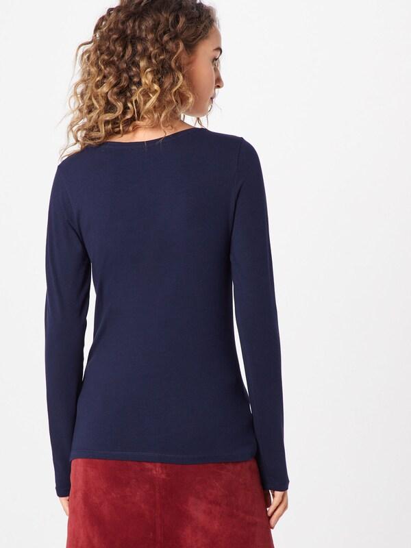 En Marine Bleu shirt Tailor Tom Denim T 3TF1lKJuc