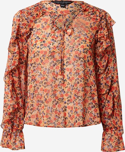 Dorothy Perkins Blouse 'ORANGE FLORAL' in de kleur Sinaasappel, Productweergave
