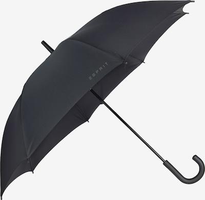 ESPRIT Gents Long AC Stockschirm 90 cm in schwarz, Produktansicht