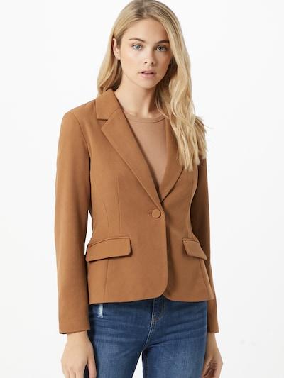 ONLY Blazer 'TENIA-LANA' in karamell, Modelansicht