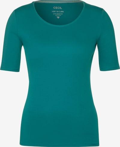CECIL Shirt in jade, Produktansicht