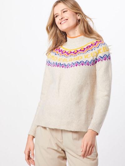 Megztinis iš TOM TAILOR DENIM , spalva - smėlio: Vaizdas iš priekio