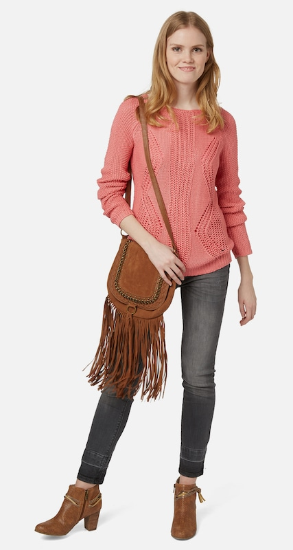 TOM TAILOR knit Strickpullover