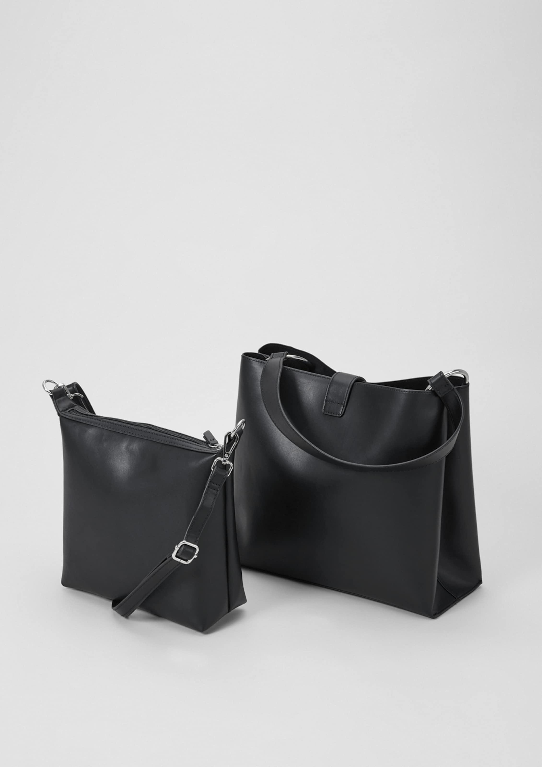 Bag In oliver S Hobo Schwarz m0wOn8vN