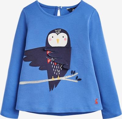 Tom Joule Shirt 'Chomp' in royalblau / mischfarben, Produktansicht