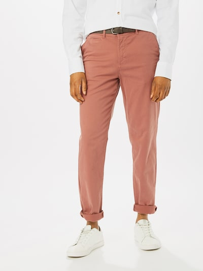 JACK & JONES Chino 'IROY JAMES' in de kleur Rosa, Modelweergave