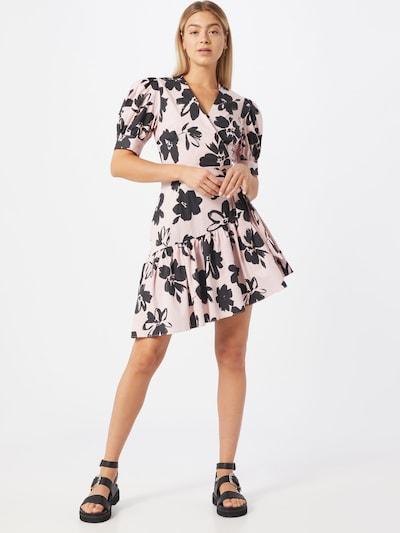 GLAMOROUS Letní šaty - pink / černá, Model/ka