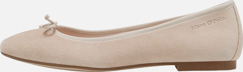 Marc O'Polo Loafer in sand, Produktansicht