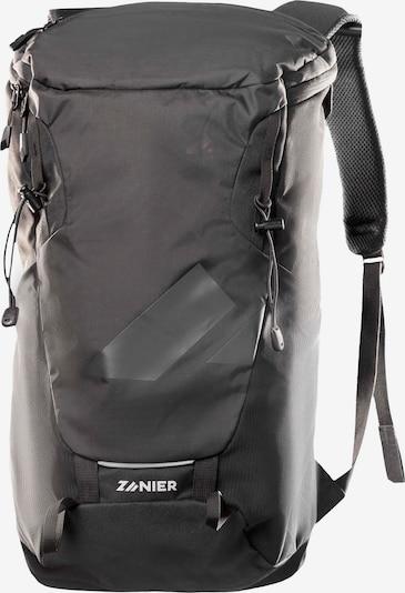 Zanier Rucksack in schwarz, Produktansicht