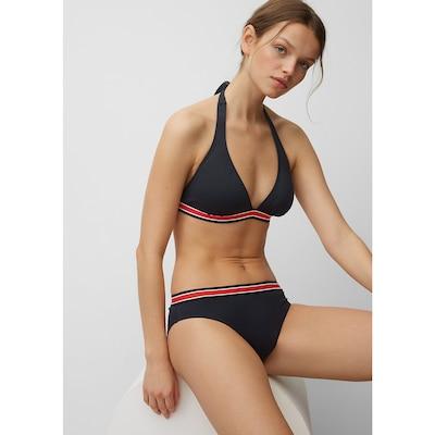 Marc O'Polo Bikini in nachtblau / rot / weiß, Modelansicht