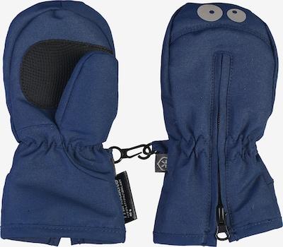 COLOR KIDS Fausthandschuhe 'Kombin' in blau, Produktansicht
