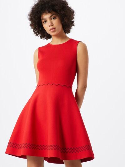 Ted Baker Kleid 'Cloeei' in rot, Modelansicht