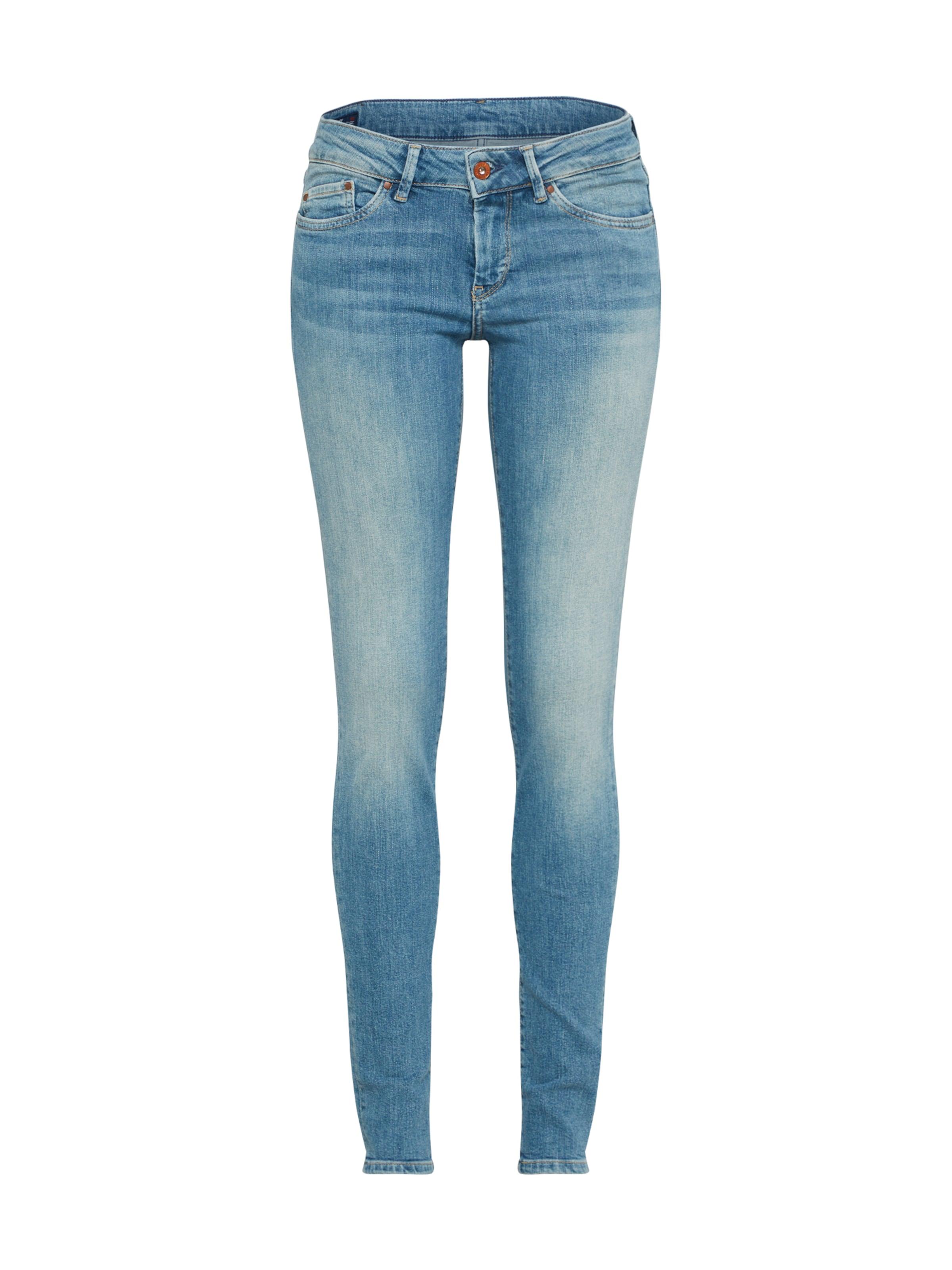 Skinny 'pixie' Hellblau In Pepe Jeans QdWBxrCoe