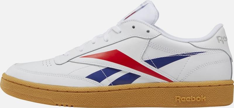 Reebok Classic Sneaker in nachtblau rot weiß | ABOUT YOU