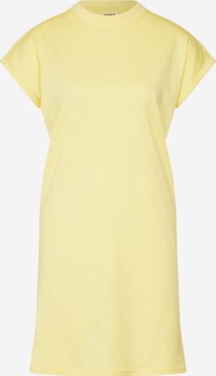 Urban Classics Curvy Obleka | rumena barva, Prikaz izdelka
