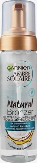GARNIER Selbstbräunungsmousse 'Natural Bronzer' in transparent, Produktansicht