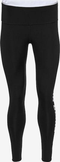 PUMA Leggings 'Foldup' in schwarz / weiß, Produktansicht
