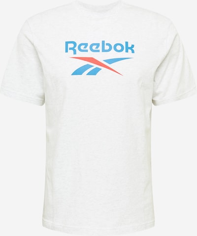 Reebok Classic Shirt in weiß, Produktansicht