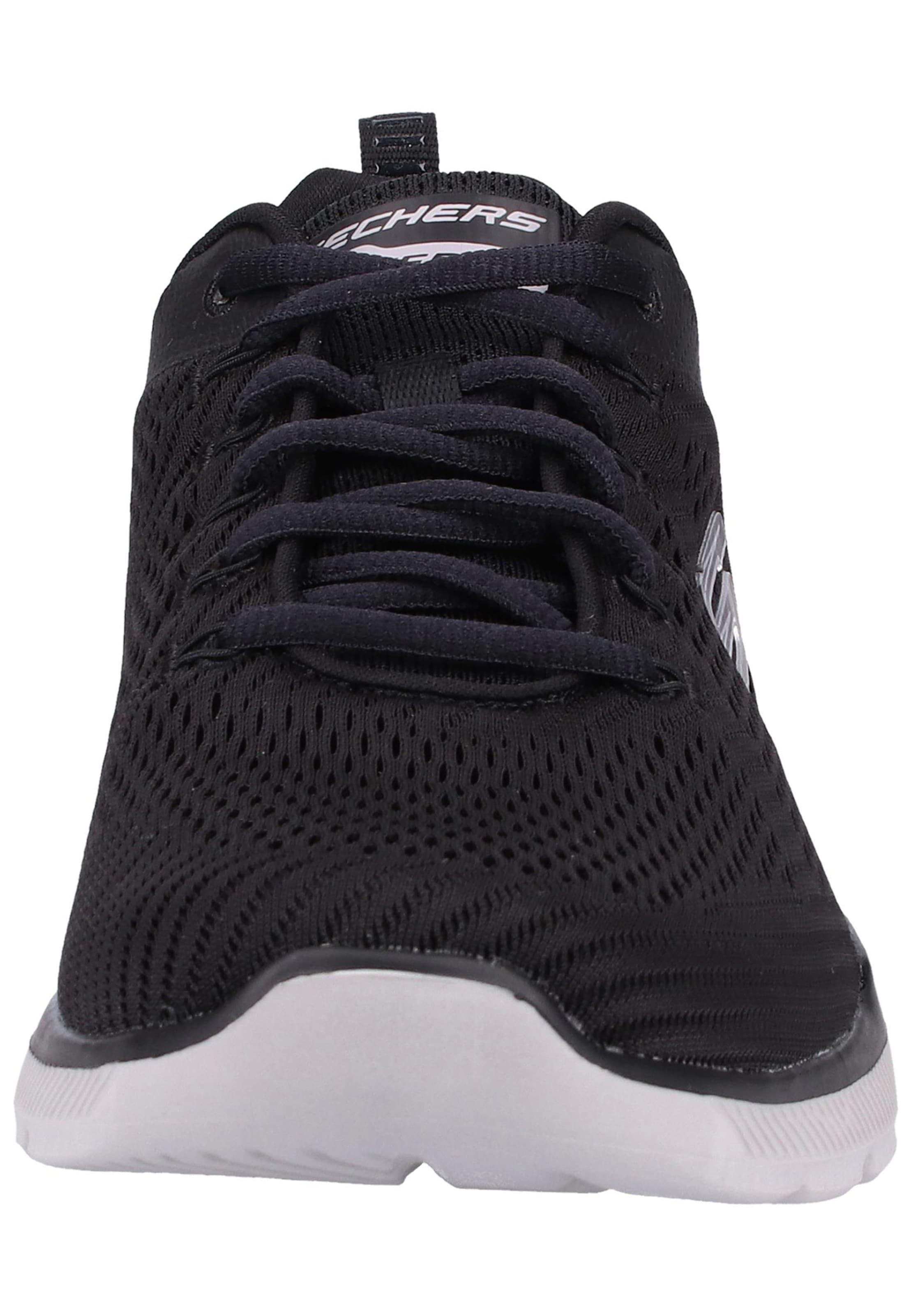 In Skechers Schwarz In Sneaker Sneaker Skechers Skechers Sneaker Schwarz n8wv0mN