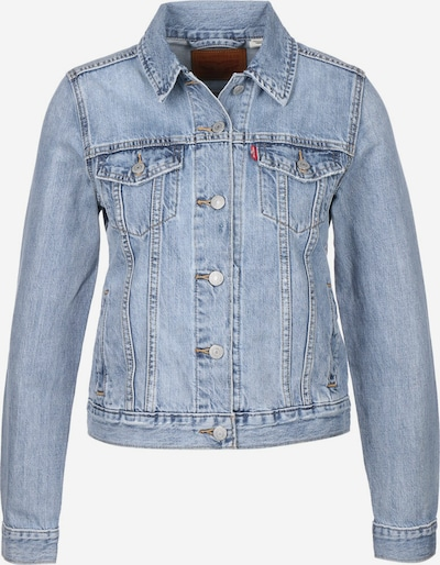 LEVI'S Jeansjacke 'Original Trucker' in blue denim, Produktansicht