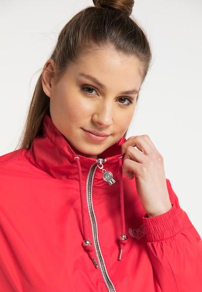 MYMO Windbreaker in rot, Produktansicht