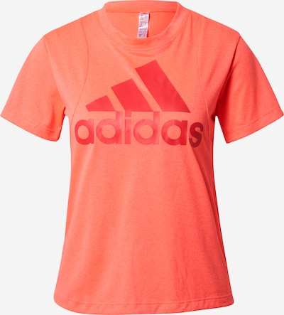 ADIDAS PERFORMANCE T-Shirt in orange, Produktansicht