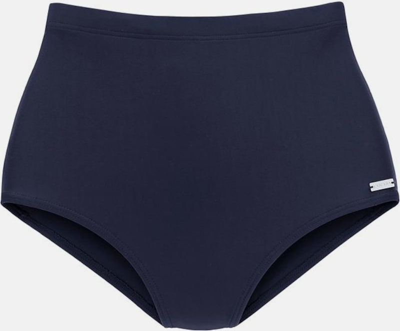 lascana shaping bikini hose in blau about you. Black Bedroom Furniture Sets. Home Design Ideas