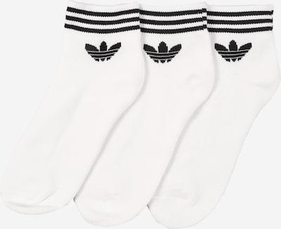 ADIDAS ORIGINALS Tennissocke 'Trefoil' in weiß, Produktansicht