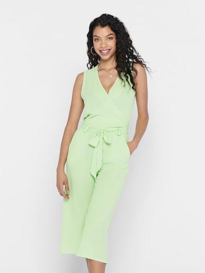 ONLY Jumpsuit in de kleur Groen, Modelweergave