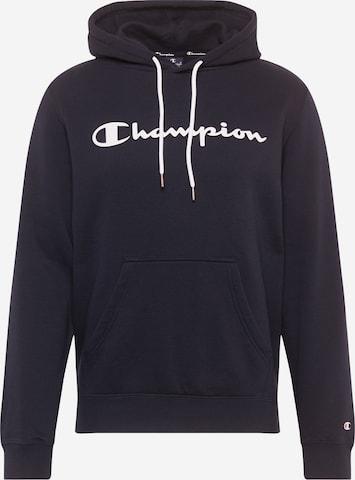 Champion Authentic Athletic Apparel Sweatshirt in Blau