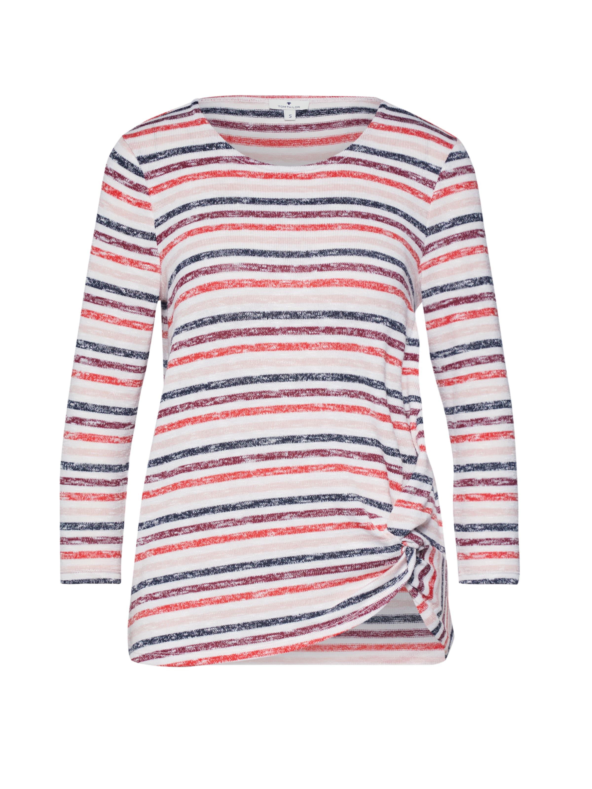 T In Mischfarben Tom shirt Tailor 4Aj35RL