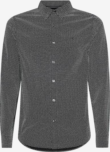 Calvin Klein Jeans Hemd in schwarz / weiß, Produktansicht