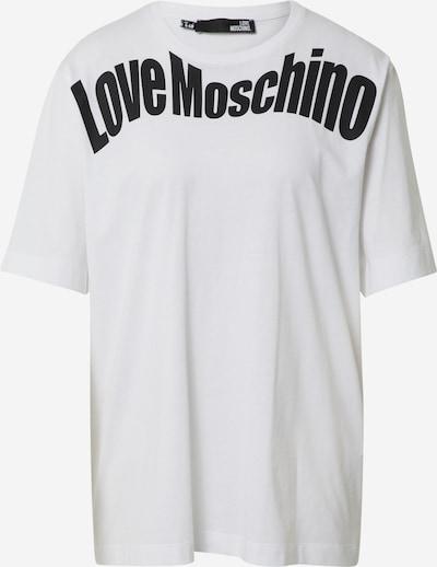 Love Moschino Tričko - čierna / biela, Produkt