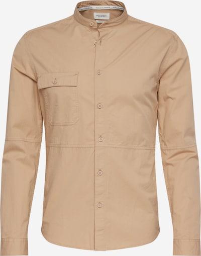 Marc O'Polo DENIM Overhemd in de kleur Beige, Productweergave