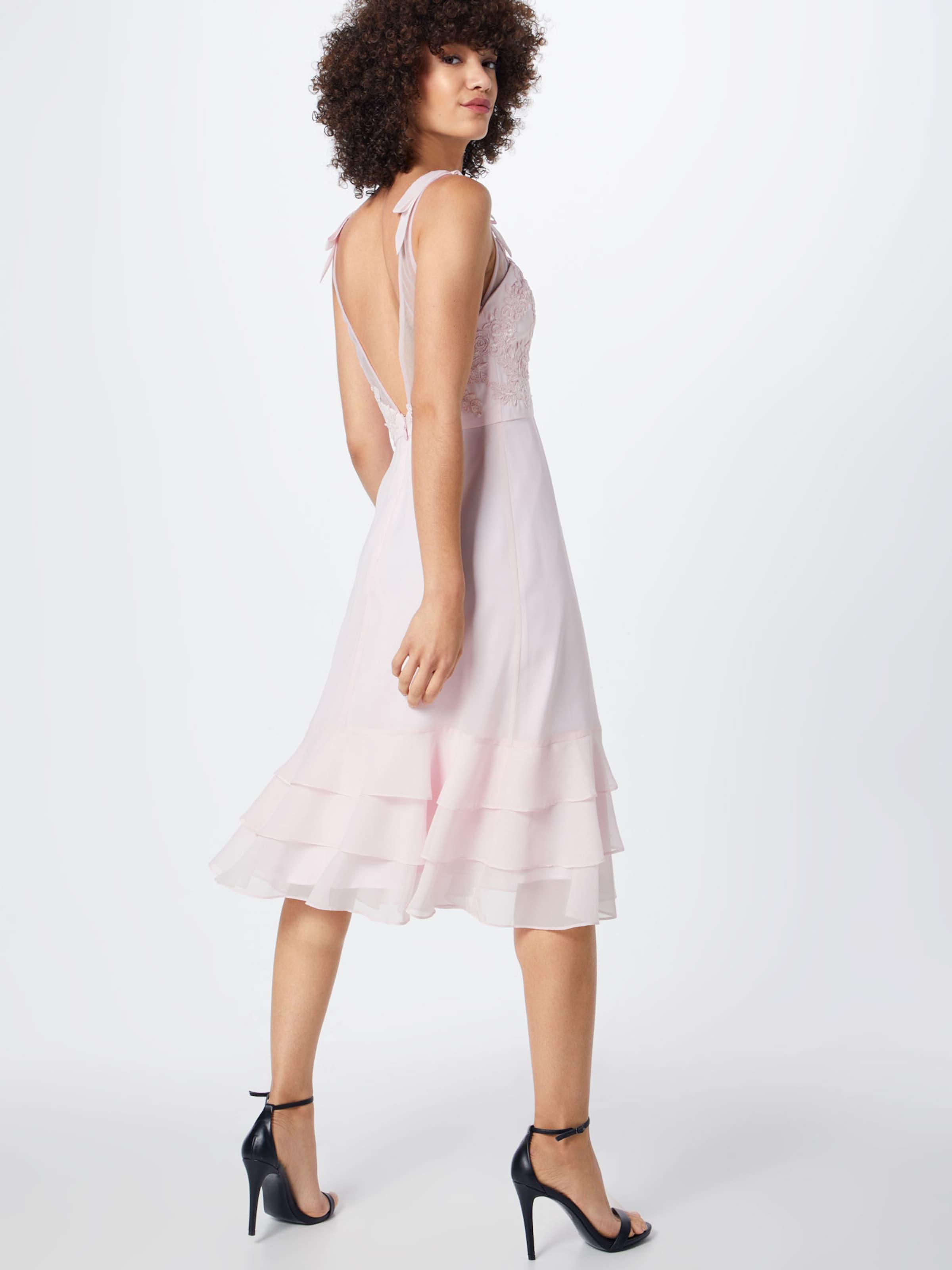 Kleid London Chi Rosa 'elliana' In UMpSVGzq